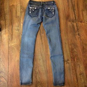 Hydraulic Lola super skinny jeans, 3/4